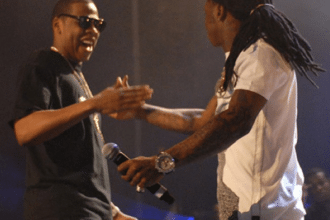 lil wayne sign to roc nation