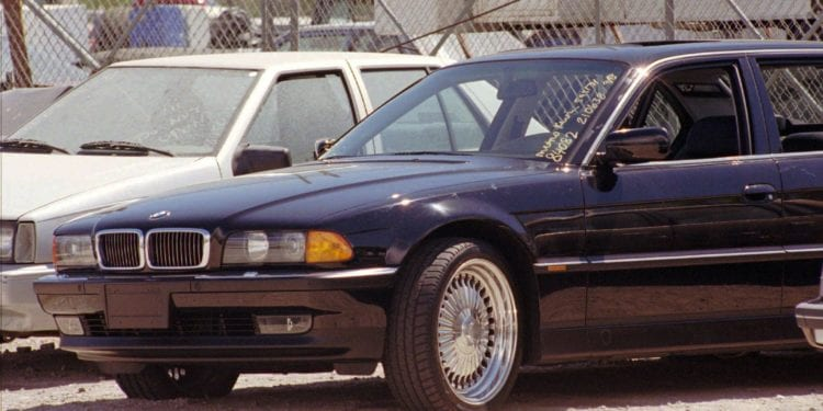 BMW Tupac Shakur Was Shot In Is Selling For $1.5M