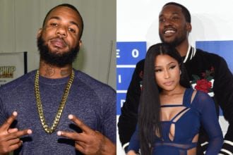 The Game Bust Shots At Meek Again Over Nicki