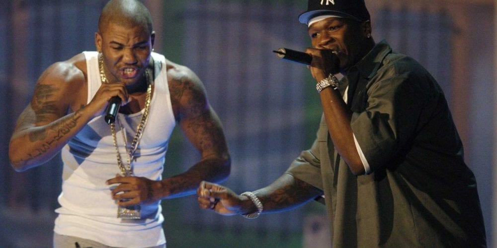50 Cent Wrote Lyrics For The Game