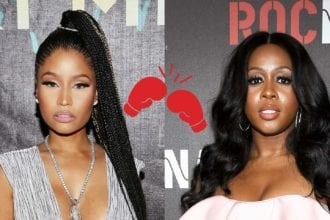 Remy Ma Goes After Nicki Minaj With New Diss Track