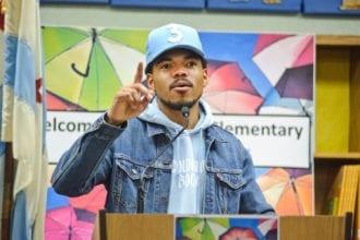 Chance the Rapper Donates $1Mil To Chicago Public Schools