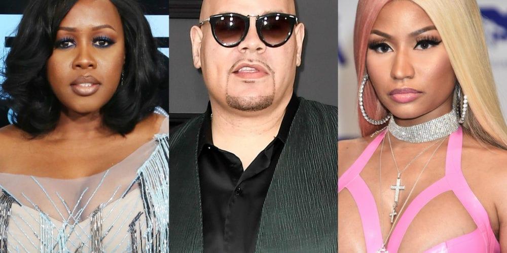 Fat Joe Didn't Want A Beef Between Remy And Nicki Minaj