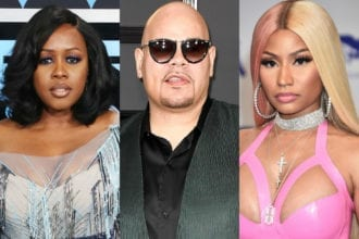 Fat Joe Didn't Want A Beef Between Remy And Nicki Minaj