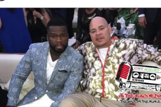 50 cent and fat joe spotted together at hip hop news uncensored