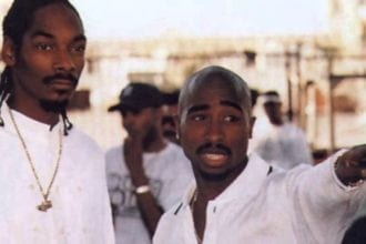 Tupac n Snoop Dogg