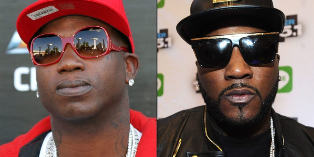 Young Jeezy Gucci Mane Beef