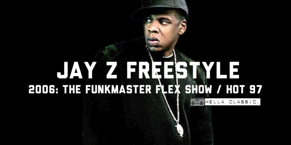 Another Classic Jay-Z Freestyle that Destroys the Game.
