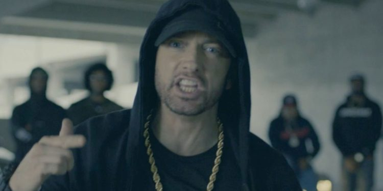eminem roasts trump hip hop news and beef