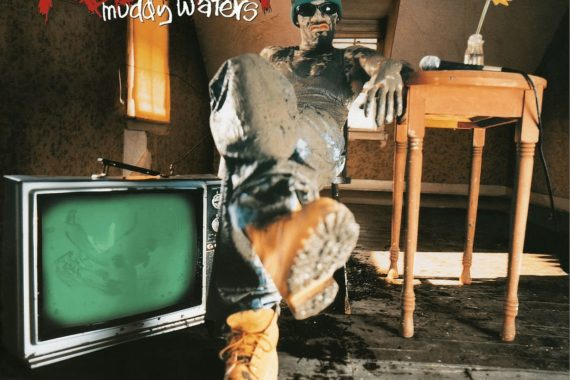 Muddy Waters is Certified Gold