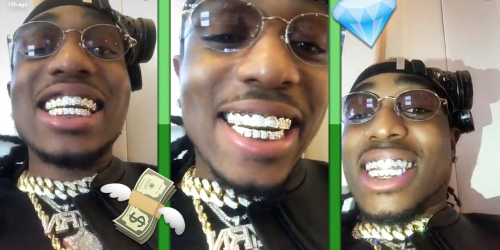 will quavo get arrested