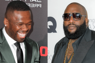 "It's no secret that 50 Cent has ""ill"" (to put it nicely) feelings towards fellow rapper, Rick Ross. Ross was rushed to the hospital, after being found unresponsive in his Miami home. 50 Cent, who has been beefing with Ross since 2008, throws a major subliminal shot by posting a picture. Check out the story for more!"