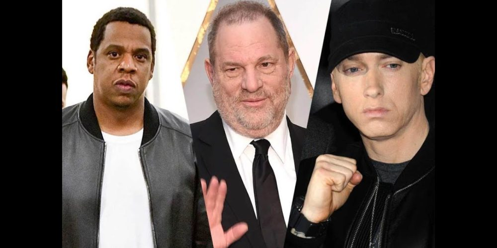 Jay Z and Eminem suing The Weinstein Company for unpaid royalties