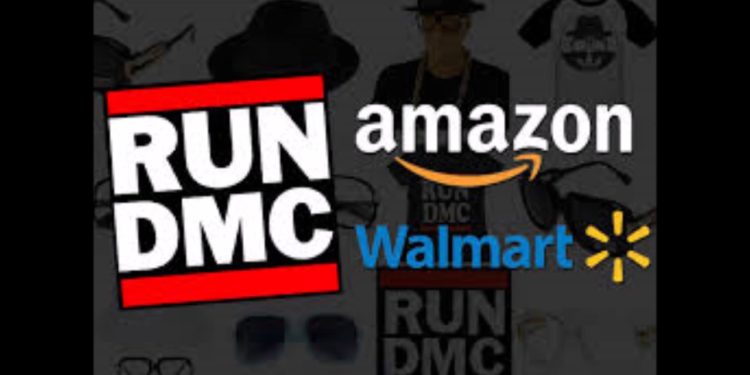 Run DMC Suing Walmart And Amazon For $50M