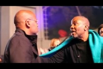 dame dash confronts lee daniels