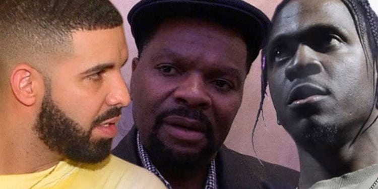 j. prince confirms drake has a lethal diss track
