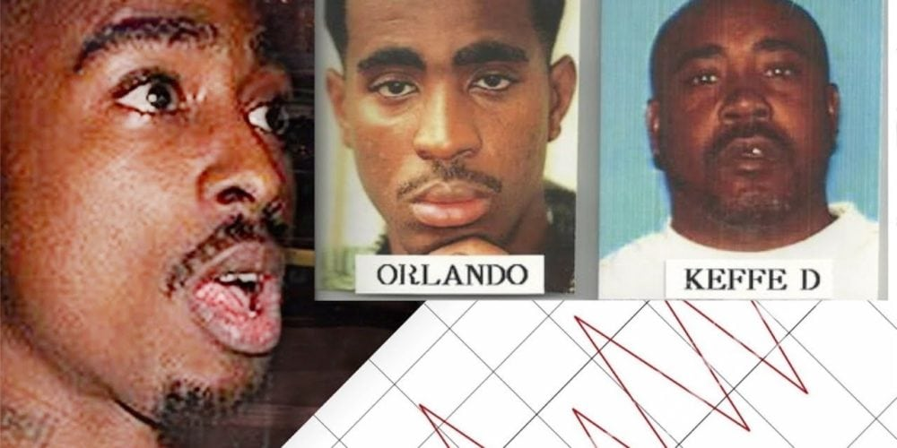Keefe D. is Now a Suspect In Tupac's Murder