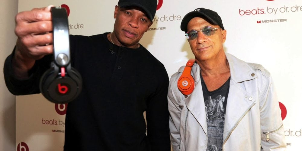 Dr Dre pays 25 million in lawsuit to designer of beats headphones