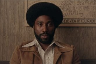 John David Washington in Blackklans man