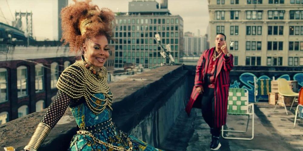 Janet n Daddy Yankee