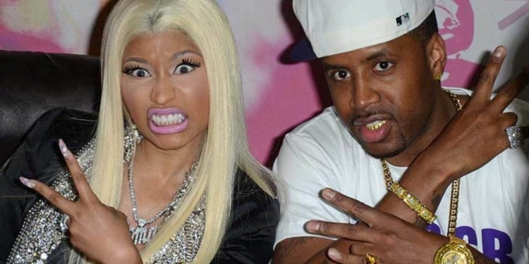 Nicki n Safaree
