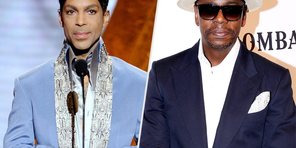 dave chapelle n prince