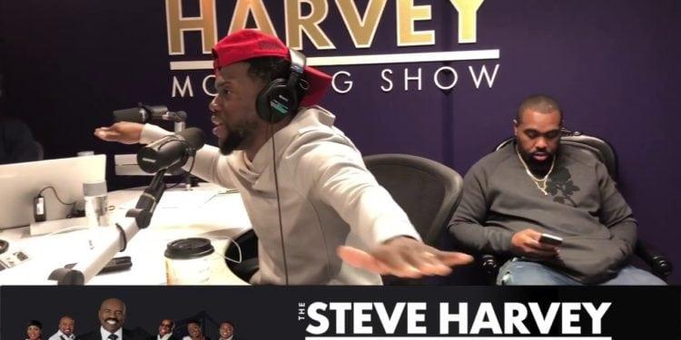 kevin hart on the steve harvey show
