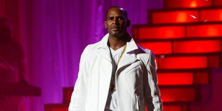 singer R Kelly
