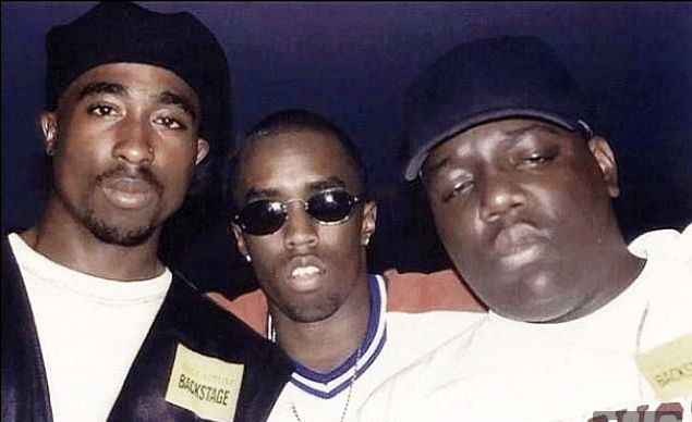 tupac biggie n diddy did tupac know who would be responsible for his death