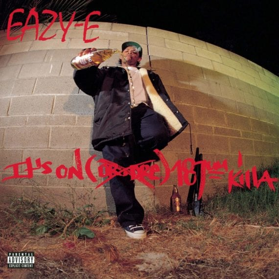 Eazy E- Its On (Dr. Dre) 187um Killa