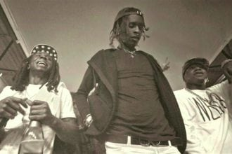 Young Thug possibly involved Lil Wayne Tour Bus Shooting