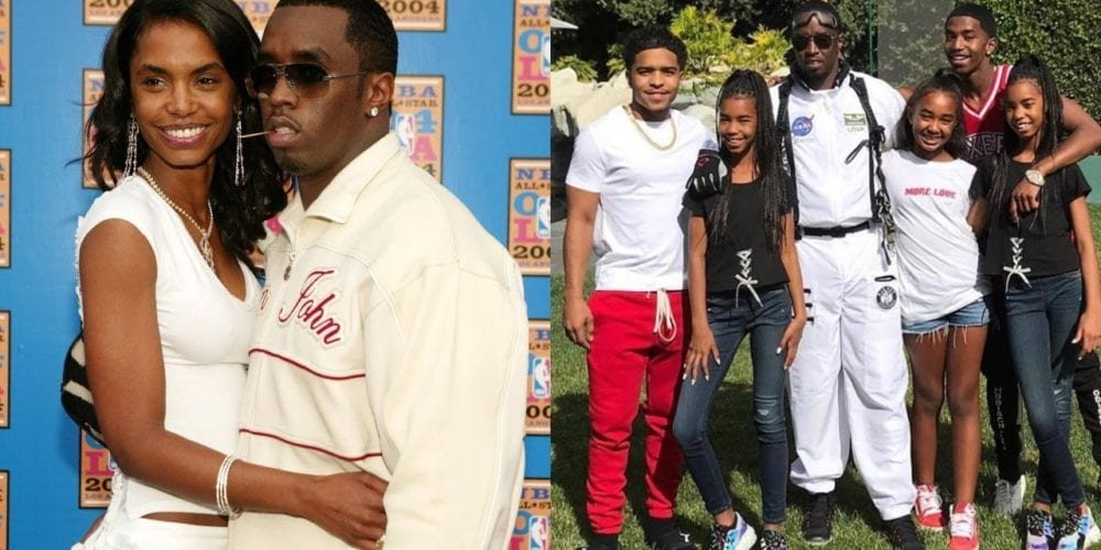 Diddy Pays Tribute To Kim Porter On Instagram