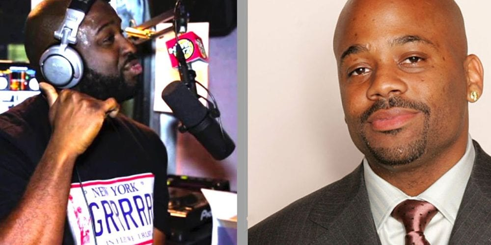 Funkmaster Flex Defends Music Exec Lyor Cohen Dame Is Lying