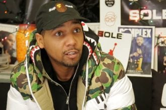 Juelz Santana Accepts Plea Deal For Less Prison Time
