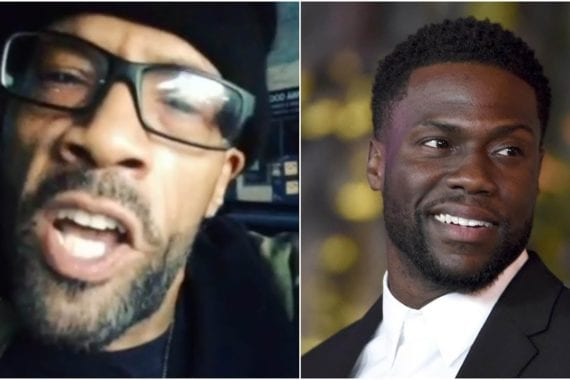Redman Defends Kevin Hart Decision Not To Host The Oscars