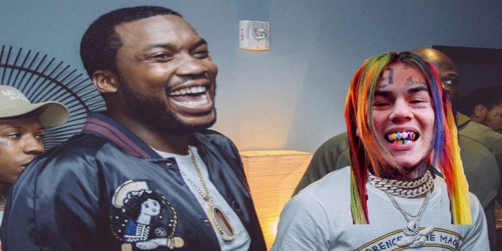Meek Mill Is Livid About What Is Happening To Tekashi 69