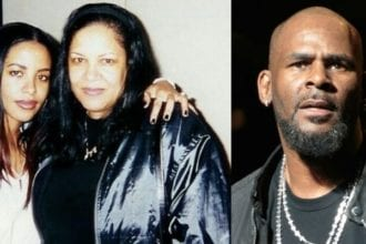 Aaliyah's Mother Claims R Kelly Did Not Have Sex With Underage Singer