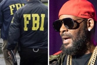 Is FBI Investigating R Kelly For Violating the MANN Act