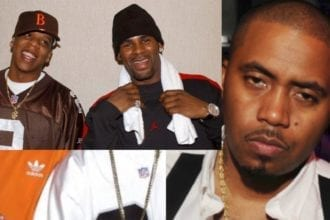 Nas Accuses Jay Z Of Knowing R Kelly Liked Underage Girls