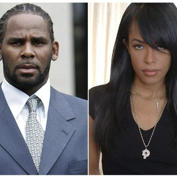 R Kelly Interview With Aaliyah Is Very Disheartening