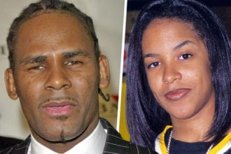 R Kelly's Back Up Singer Jovante Saw Him Molest Aaliyah