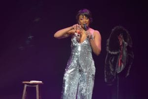 tiffany haddish on stage