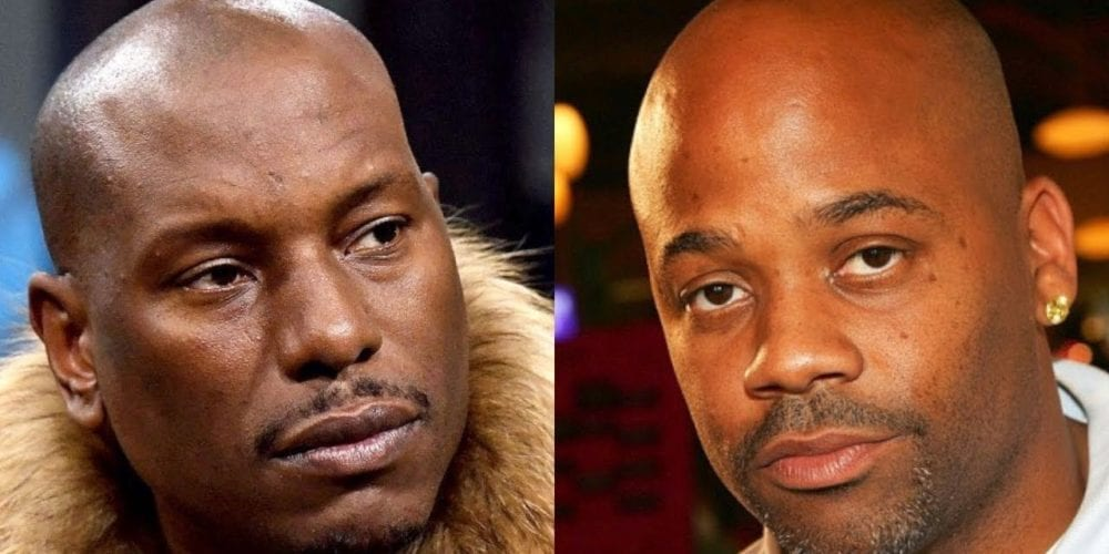 Tyrese And Dame Dash Chop It Up About Boss Moves