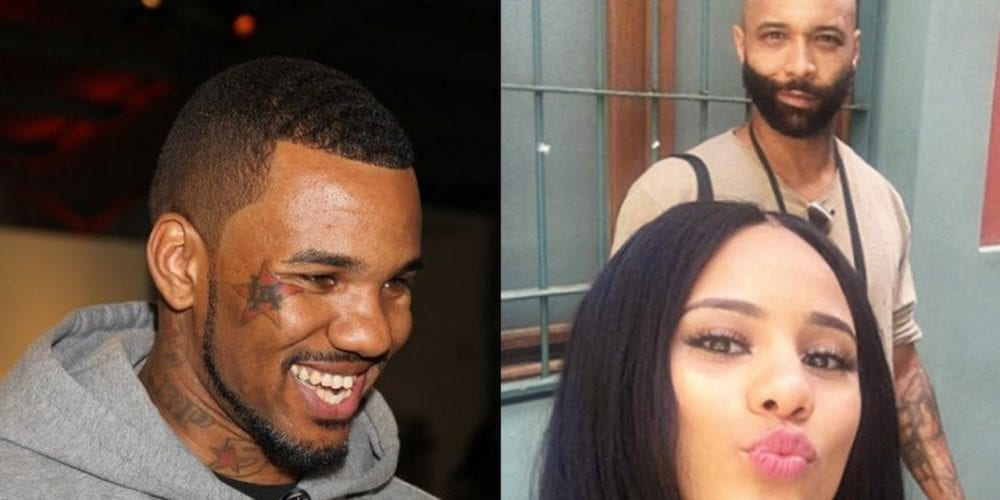 The Game Is Beefing With Joe Budden Over Cyn Santana
