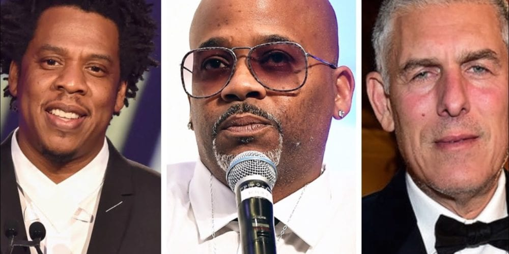 Dame Dash Hugh Apology To Jay Z And Lyor Cohen On IG