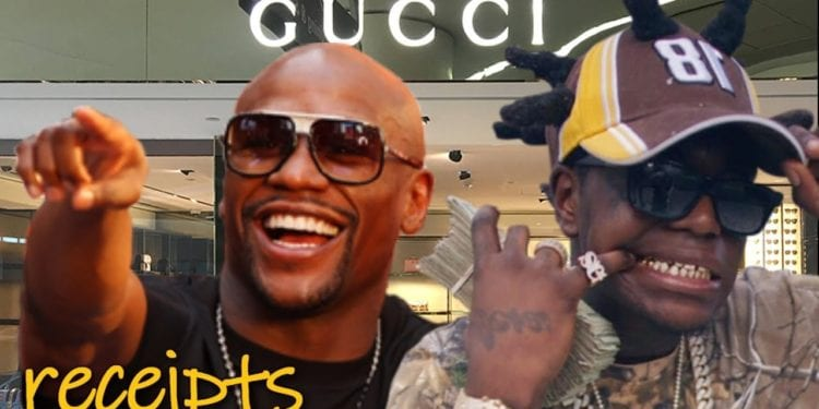 Kodak Black And Floyd Mayweather Refuse To Boycott Gucci
