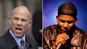 r kelly n attorney m avenatti