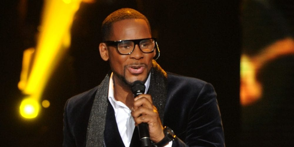 FBI May Have New Video With R Kelly And Underage Girl