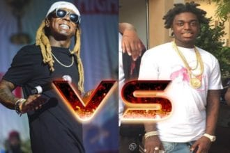 Kodak Black Threw Shots At Lil Wayne On Stage In Miami
