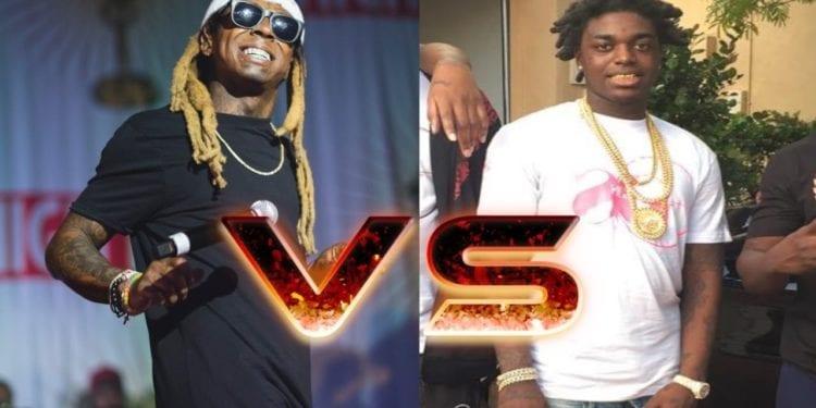 Kodak Black Threw Shots At Lil Wayne On Stage In Miami